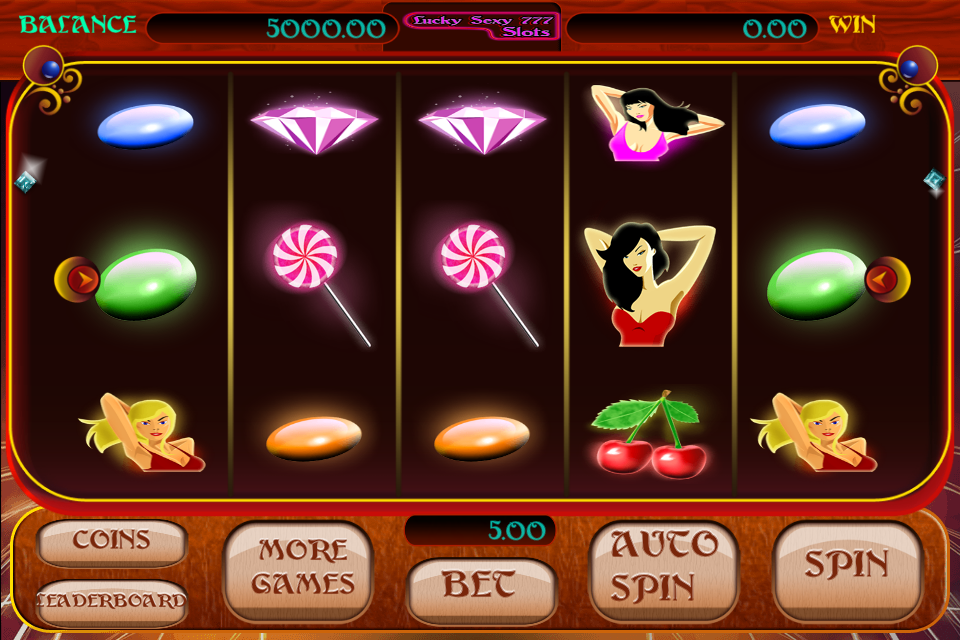 Lucky Sexy 777 Gold - The Best Casino Slot Machine Simulation Game PRO