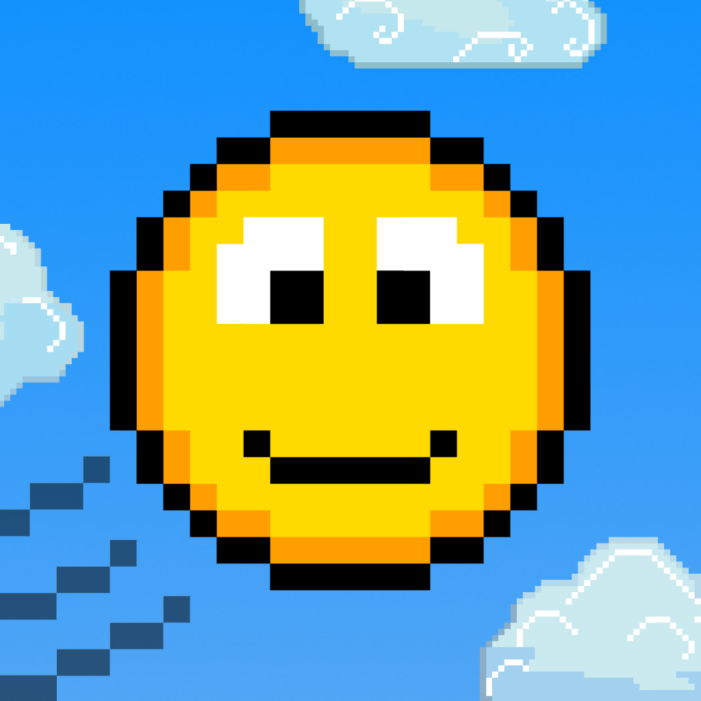 Flippy Flappy Happy Ball