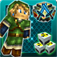 3D Pixel City Wars - Survival Games, Survivalcraft and Survival Mini Game - Multiplayer Edition with